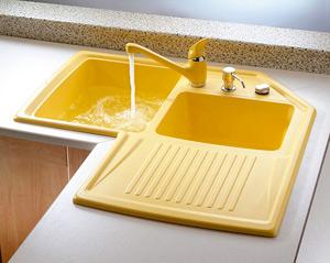 Монтаж и ремонт кухонных моек и раковин